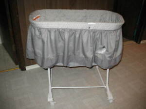 Baby Bassinet and Baby Monitor