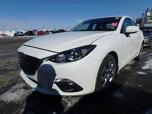 2014 Mazda Mazda3 GX-SKY | ONLY 32K | Bluetooth + CERTIFIED +...