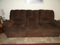Couch/Recliner Set