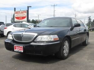 2011 Lincoln Town Car Executive L