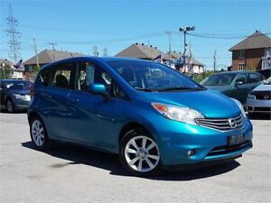 2014 NISSAN VERSA NOTE SL/GPS/CAMERA/MAGS/AC/CRUISE/FULL ELEC