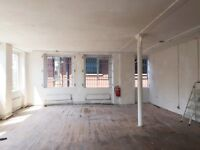 Bright self contained studios and desks in dalston junction