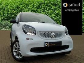 smart fortwo coupe PASSION (white) 2015-12-24