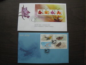 Canada Post First Day Covers