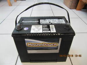 Classic MagnaPower MPS24F 800 Cranking AmpBattery Fully Charged!