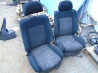 VW MK3 GOLF GTI SEATS, FRONT AND REAR