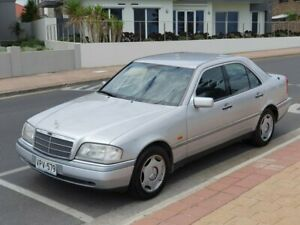 1994 Mercedes-Benz C220 W202 Elegance 4 Speed Automatic Sedan Morphett Vale Morphett Vale Area Preview