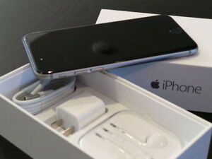iPHONE 6 PLUS 128GB ( VALEUR DE 1380$ NEUF !!! )
