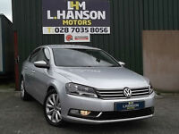 Volkswagen Passat 2.0TDI ( 140ps ) BlueMotion Tech ( s/s ) 2013MY Highline