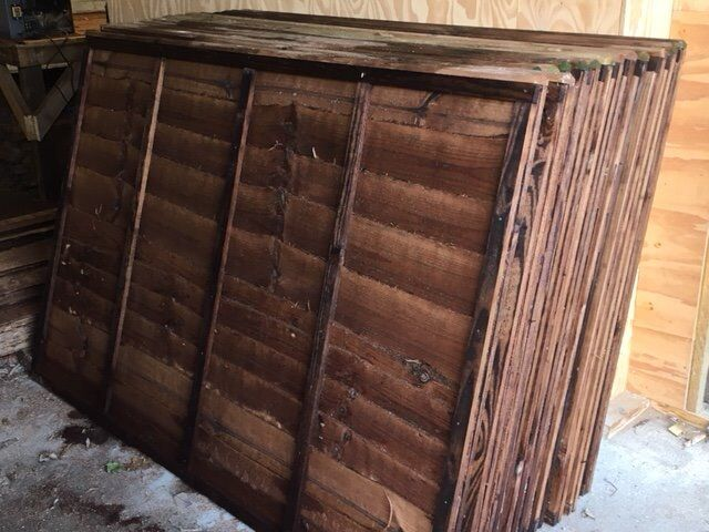 Fence Panels (Hand Made) / Timber Yard