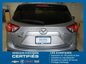 2014 MAZDA CX-5 AWD GS GS TOIT OUVRANT BLUETHOOTH, SKYACTIV Saguenay Saguenay-Lac-Saint-Jean image 11
