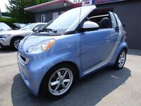 2011 SMART FORTWO PASSION CABRIOLET (BLUETOOTH, MAGS, FULL!!!)