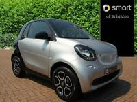 smart fortwo coupe PRIME PREMIUM (silver) 2016-05-31