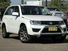 2014 Suzuki Grand Vitara JT MY15 Navigator (4x2) White 4 Speed Automatic Wagon Condell Park Bankstown Area Preview