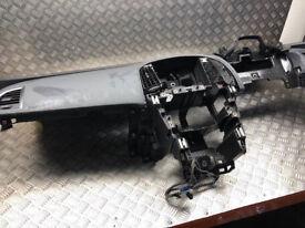 VAUXHALL ASTRA GTC 2014 DASHBOARD & DRIVERS AIRBAG KIT GREY DASH 13299779