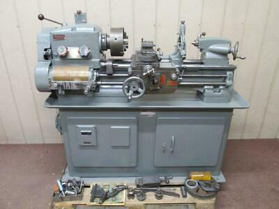 Kerry Model Ag1 Tool Room Metal Lathe 11 X 24 Variable Speed Extras