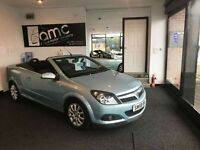 VAUXHALL ASTRA 1.6 TWIN TOP SPORT 3d 114 BHP (silver) 2009