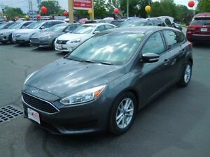 2015 FORD FOCUS SE- REAR VIEW CAMERA, HEATED FRONT SEATS, SPEED