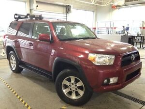 2013 Toyota 4Runner SR5 V6 4dr 4x4 Upgrade Package-Only 61 KM! L