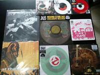 Record Store Day Vinyl Records NM or better
