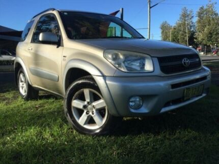 2005 Toyota RAV4 ACA22R Cruiser (4x4) Champagne 5 Speed Manual Wagon Lismore 2480 Lismore Area Preview
