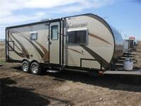 2014 Camplite 21RBS All Aluminum Automotive Travel Trailer