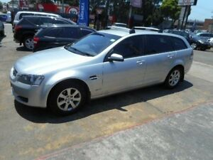 2010 Holden Commodore VE Omega Sportwagon 5dr Auto 4sp 3.6i Silver Automatic Wagon Croydon Burwood Area Preview