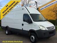 Iveco Daily 65C18 3.0Hpi [ Mobile Workshop&Generator ] van Twin Wheel 2008/ 58