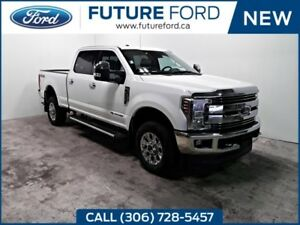 2018 Ford Super Duty F-350 SRW Lariat CHROME PACKAGE NAVIGATION 