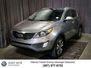 2011 Kia Sportage EX W/LUXURY PKG, Heated/Cooled Seats