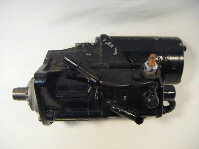 New Starter 19855 Case Skid Steer 440 430 420 450 New Holland C185 L180 L185 S