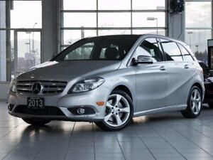 2013 Mercedes-Benz B-Class Sports Tourer B 250 4dr Hatchback