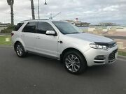 2013 Ford Territory SZ Titanium Seq Sport Shift Silver 6 Speed Sports Automatic Wagon West Melbourne Melbourne City Preview