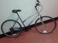 FULLY SERVICED Women Men CHALLENGE BLIZZARD Mountain Town Road Bike in GREAT CONDITION