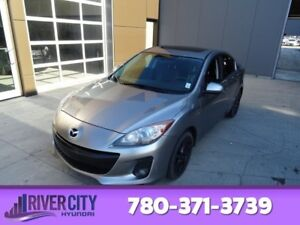 2012 Mazda Mazda3 GS Leather,  Heated Seats,  Sunroof,  Bluetoot