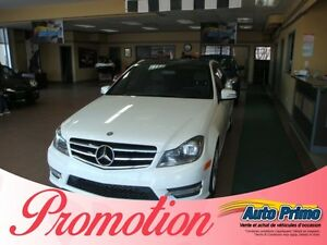 Mercedes-Benz C300 4Matic 2014 4Matic-Cuir-Panoramique a vendr