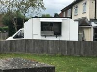 MUCH LOVED CATERING VAN FOR SALE / £6000 ONO