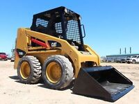 Rent Skid Steers! Prices starting at $1400 per month