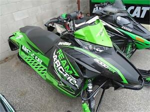 2015 ARCTIC CAT ZR 8000 RR JUST IN !