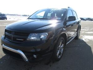 2016DODGE JOURNEY CROSSROAD AWD HATCHBACK, 3.6L V6 24V VVT Engi
