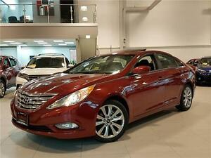 2013 Hyundai Sonata LIMITED-LEATHER-SUNROOF-ONLY 47KM