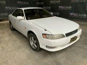 1994 Toyota Mark II White Automatic 4-Door Sedan Carrara Gold Coast City Preview
