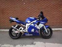 2000 YAMAHA R6 ONLY 19,000 MILES