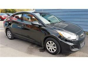 2012 Hyundai Accent GLS | Easy Car Loan Available for Any Credit