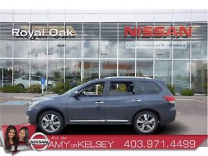 2014 Nissan Pathfinder Platinum **PERFECT 7 SEATER**