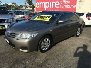 2011 Toyota Camry ACV40R MY10 Altise Charcoal 5 Speed Automatic Sedan Lidcombe Auburn Area Preview