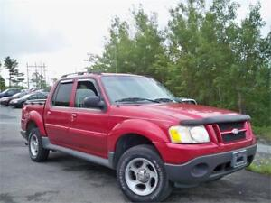 2005 Ford Explorer Sport Trac XLT!!! 4X4! FINANCING AVAILABLE