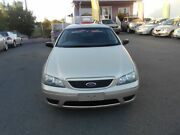 2006 Ford Falcon BF SR Gold 4 Speed Auto Seq Sportshift Sedan Coorparoo Brisbane South East Preview