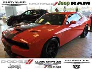2016 Dodge Challenger SRT Hellcat 2800KMS AUTO VAN SUN ROOF BLIN