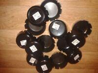 14 new small plastic ashtrays
